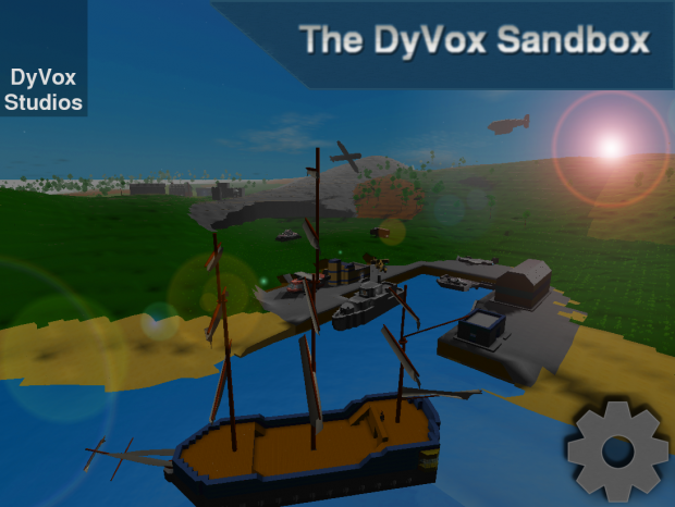 Sandbox Multiplayer Alpha Demonstration v00012