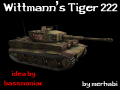 Wittmann's Tiger 222