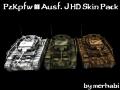 PzKpfw III Ausf. J HD Skin Pack