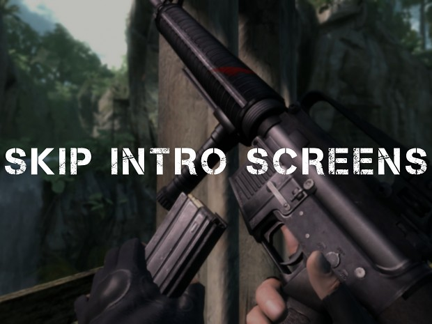 Skip Intro Screens