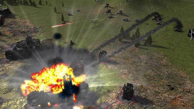 Firey Explosion Mod 2.6 Beta