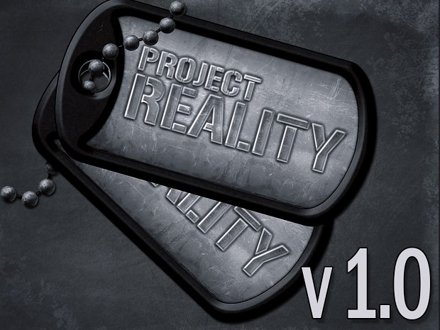 Project Reality: BF2 v1.0