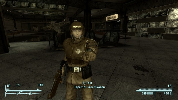 Fallout Warhammer40k Crash Fix