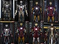 IRON MAN SKIN PACK