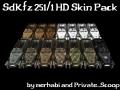 SdKfz 251/1 HD Skin Pack
