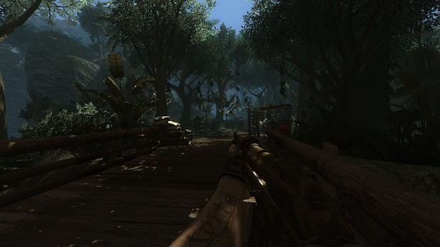 Real Color Mod - Farcry 2 sweetfx file