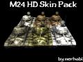 M24 HD Skin Pack
