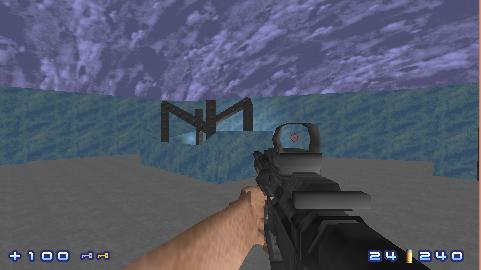 Quake 1/ Kurok M4A1 Model