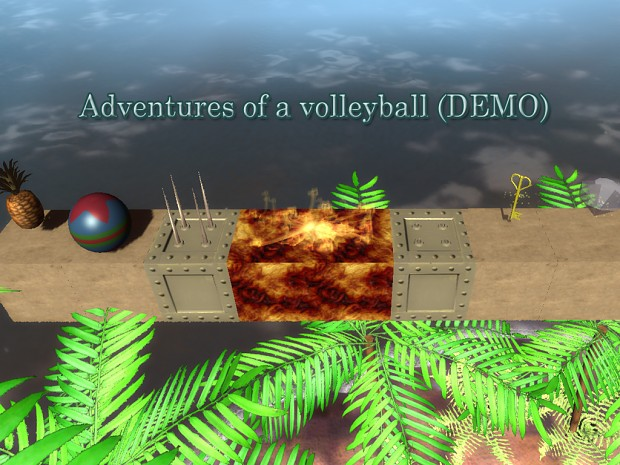 Adventures of a volleyball DEMO