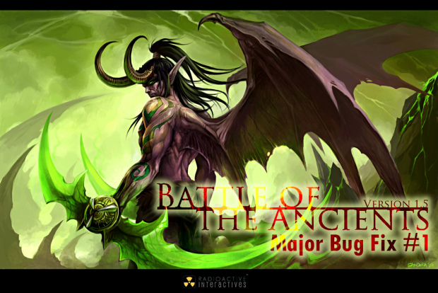 Battle of The Ancients 1.50 Fix