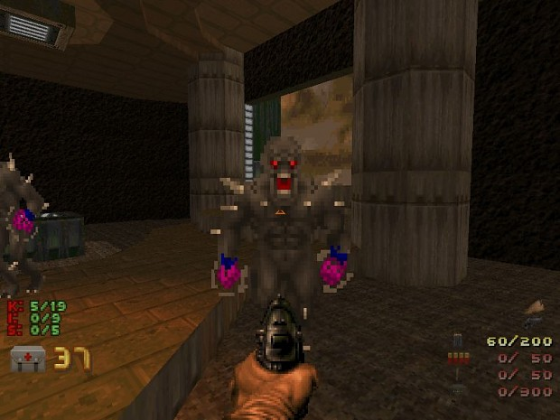 Doom Monster Randomizer