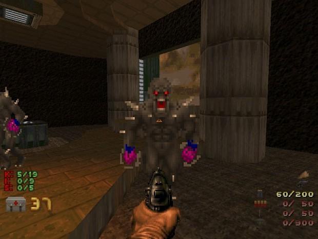 Doom Monster Randomizer