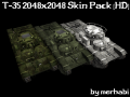 T-35 2048x2048 Skin [HD] Pack