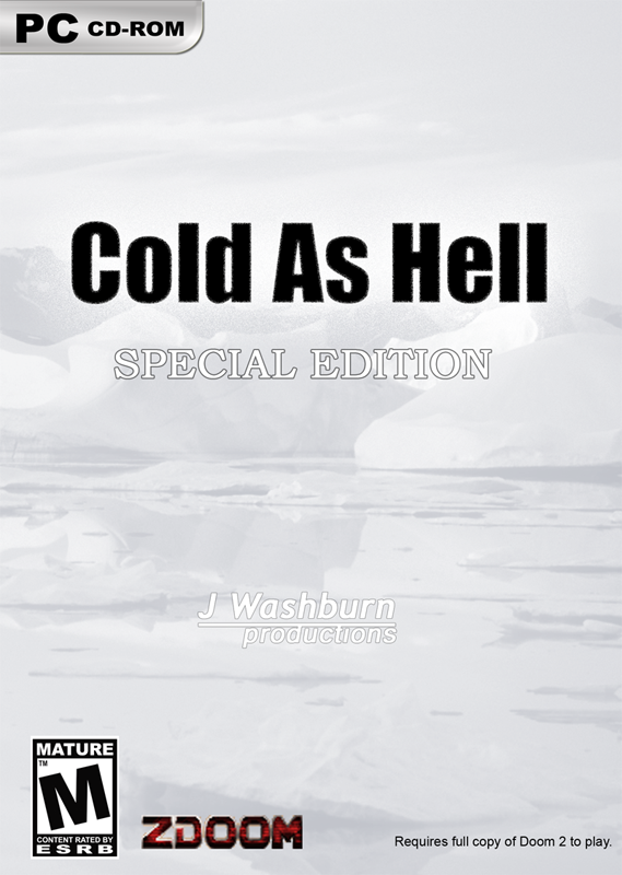Cold as Hell: Special Edition