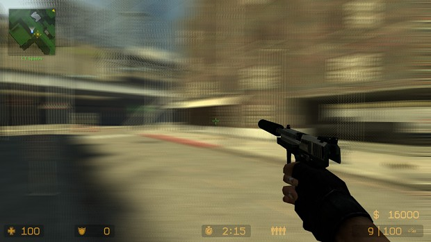 Counter-Strike: Source Enchanted Motion Blur