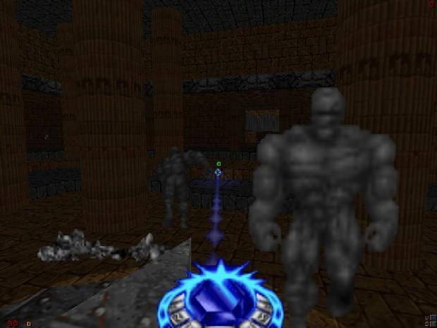 Hexen II monsters