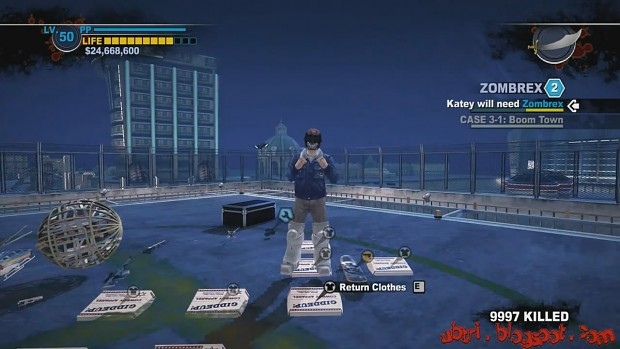Dead Rising 2 Mod Pack by Biggetybudd