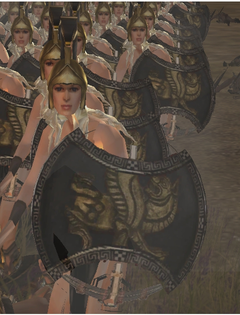 18+ ONLY: Amazons: Total War - Refulgent 8.0B