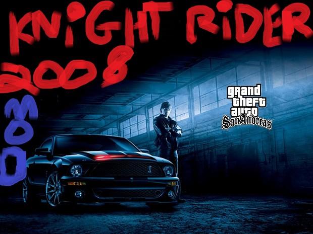 knight rider 2008 mod beta version