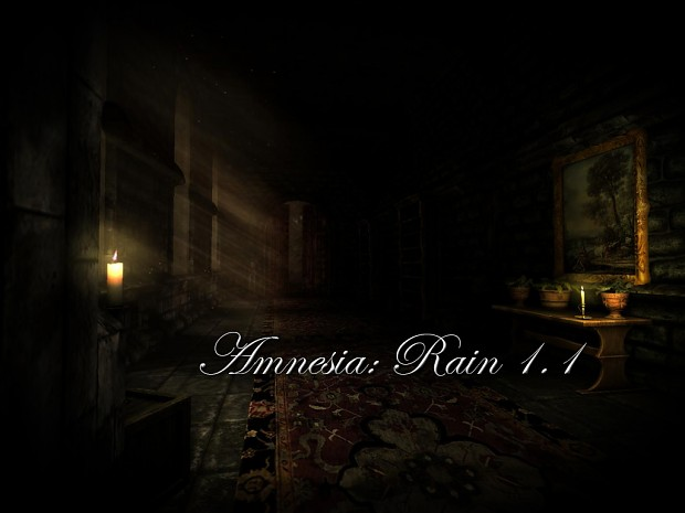 Amnesia: Rain 1.1