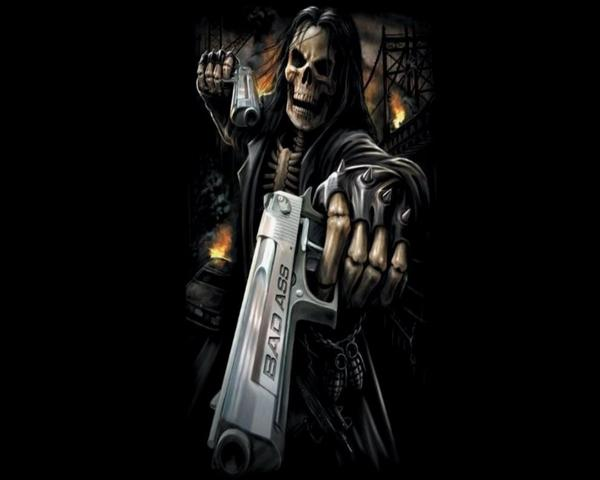 Voodoo Guns