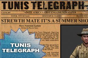 August Tunis Telegraph