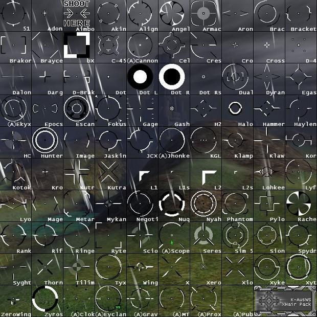 K-Aus Crosshairs v8