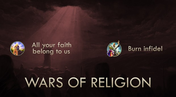 Wars of religion v3