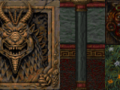 Hexen 2 texture sprites