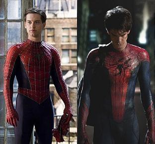 Spiderman Skin Pack