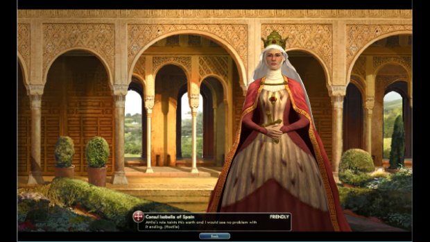 CIvilization IV Diplomacy for Civ V v8.03