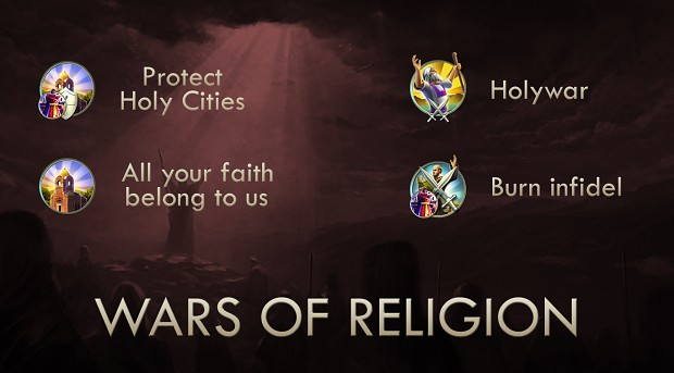 Wars of religion v6