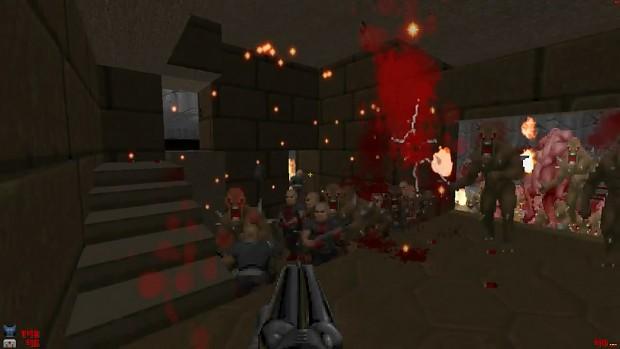 10x for Brutal Doom & ReDoom