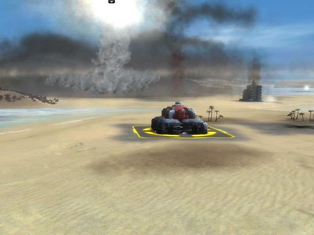 Firey Explosion Mod 2.6 Beta Nuke Patch for Steam
