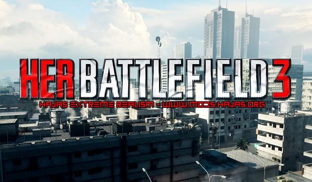 HER Battlefield 3