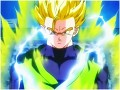 Gohan Saiyaman japanese powerup & transform audio