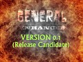 General Enhanced version 0.1 Release Candidate