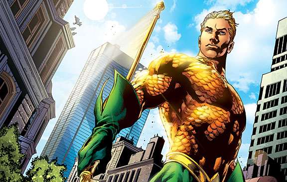Aquaman Skins