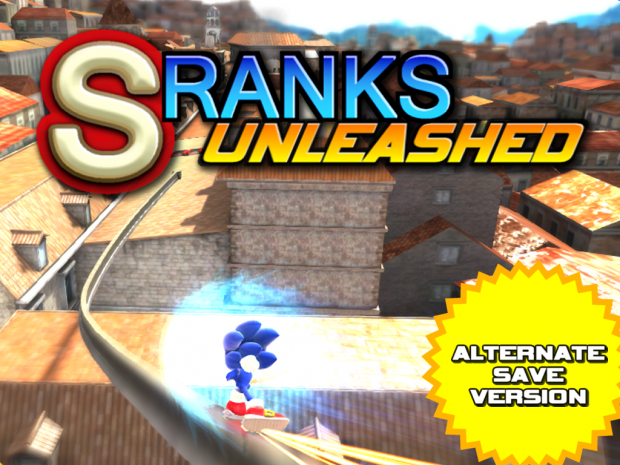 [ALT] S-Ranks Unleashed - Unique Save (v1.0)