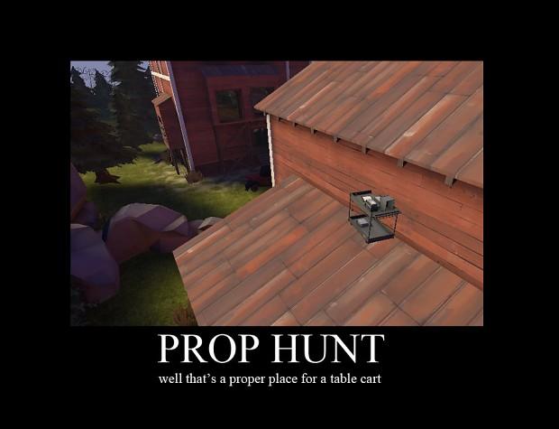 Go-Mod prop hunt