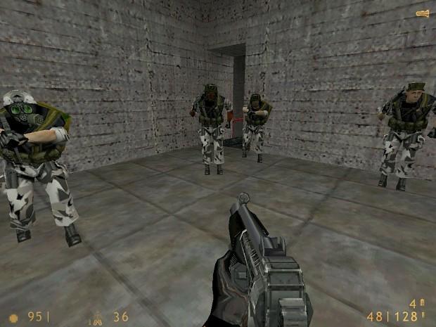 Half-Life Re-mod