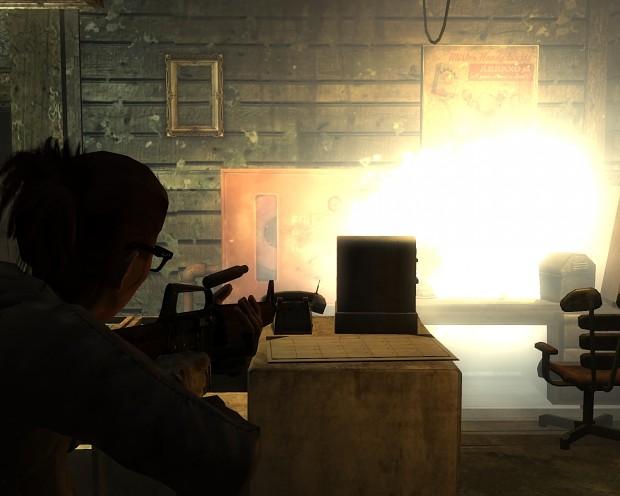 Fallout NV: Explosive Radios