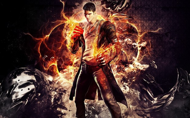 Devil May Cry Loadscreens