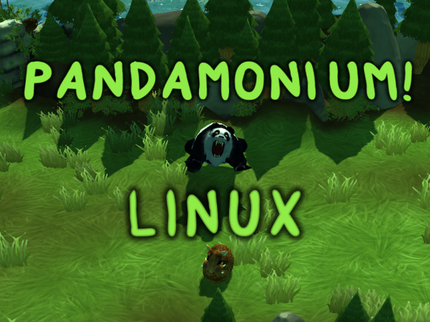 Pandamonium Prototype Linux