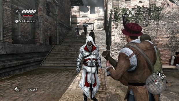 Assassin 's creed Brotherhood concept art mod