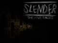 Slender: The Five Pages BETA 0.3