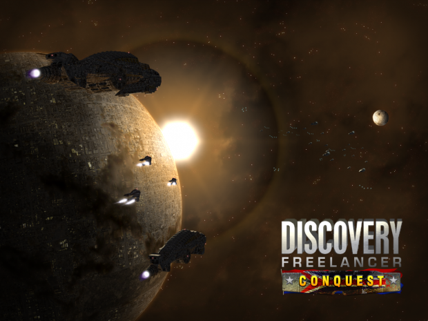Discovery Freelancer 4.87: Conquest (OUTDATED)