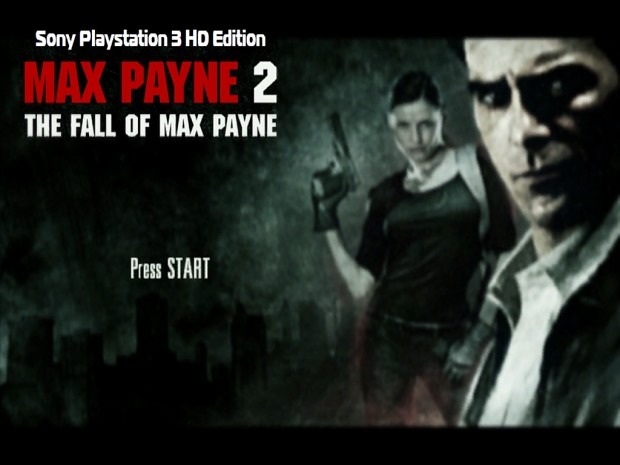 Max Payne 2: PS3 HD Edition
