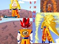 Goku SSJ4G Beta 1