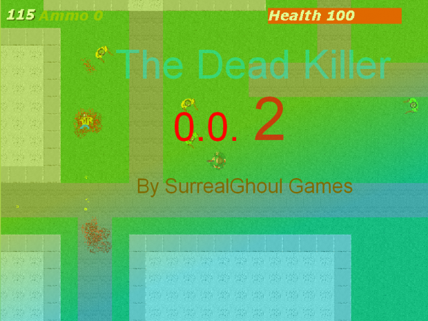 The Dead Killer 0.0.2 alpha